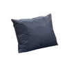Temporary Bed medical pillow image on white background