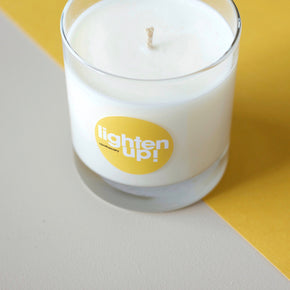 Indica Hybrid Candle - upothecary