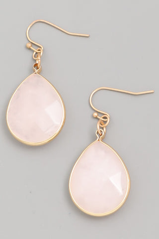 Earrings- Pink