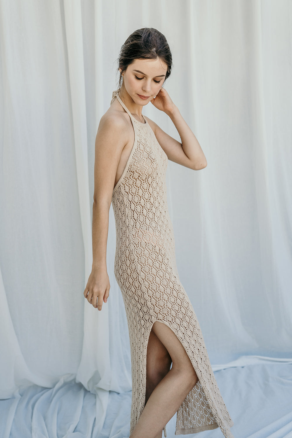 ARUNA KNIT DRESS