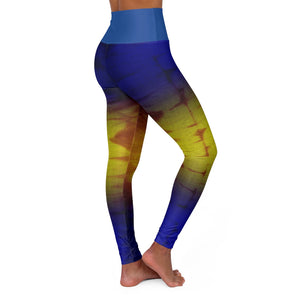 Tie Dyes Leggings - UnequelyUs