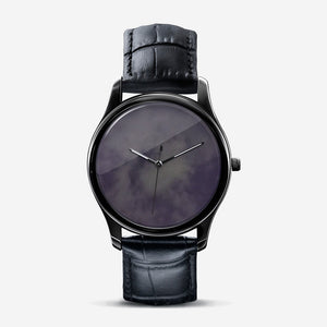 Smoky Black Quartz Watch - UnequelyUs
