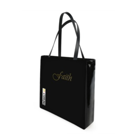 Faith Tote Bag - UnequelyUs