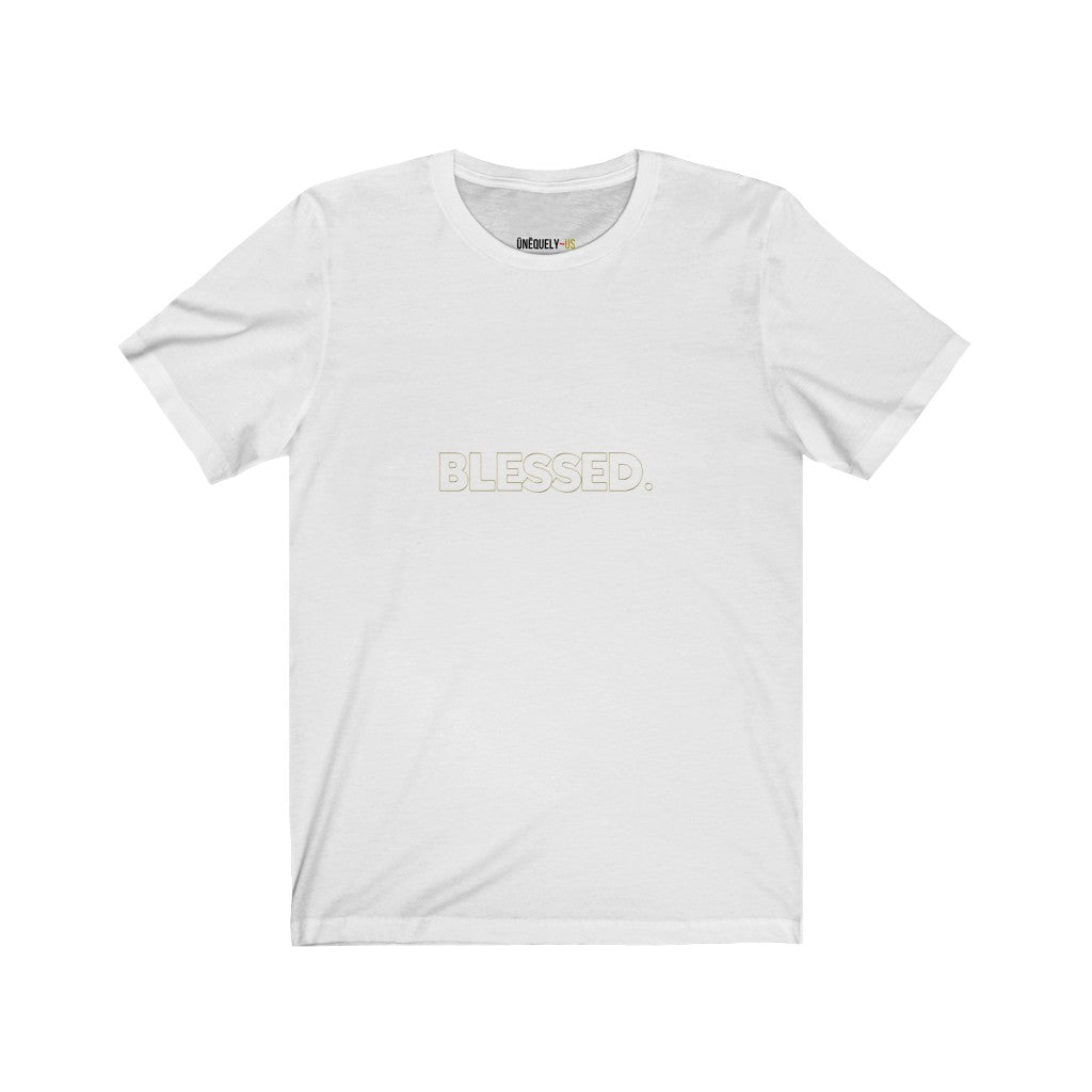 Blessed Short Sleeve Tee