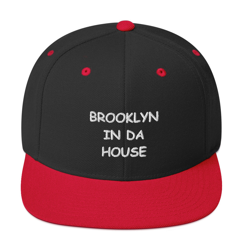 Limited Edition Brooklyn In Da House Snapback - UnequelyUs