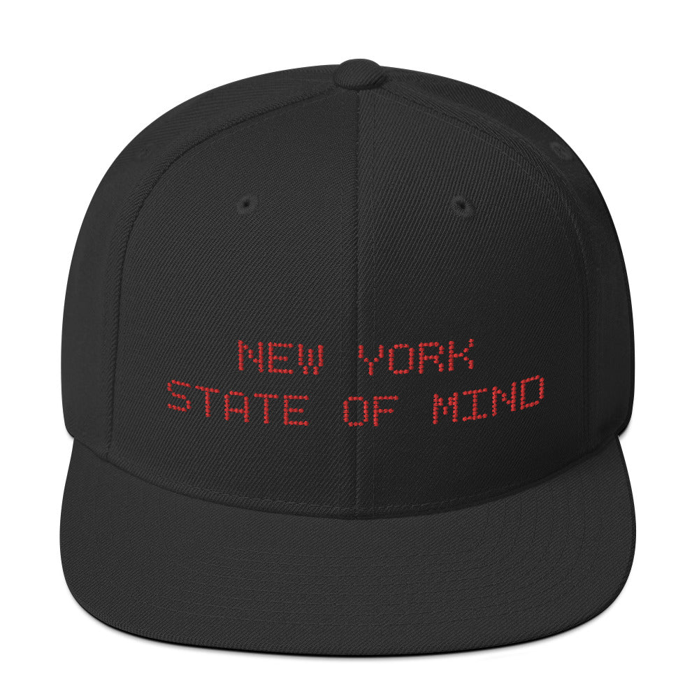 New York State of Mind Snapback - UnequelyUs