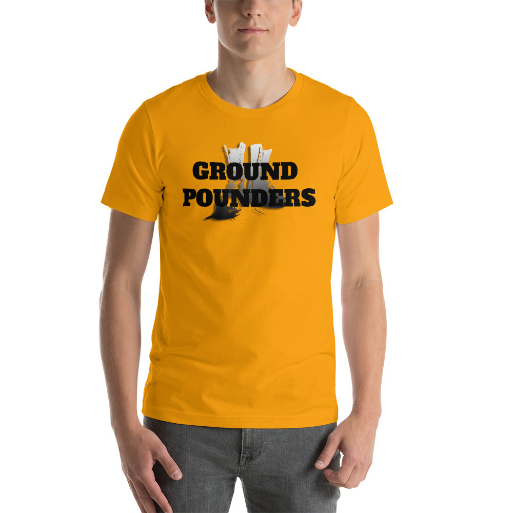 Limited Edition Ground Pounders T-Shirt - UnequelyUs