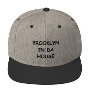 Limited Brooklyn In Da House Snapback - UnequelyUs