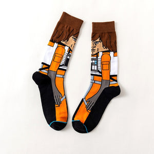 Star Wars Novelty Socks