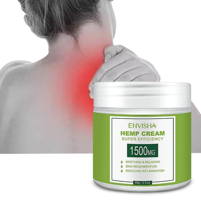 Hemp Oil Cream For Pain Relief - UnequelyUs