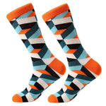 Combed Cotton Novelty Socks - UnequelyUs