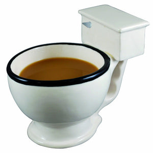 Novelty Toilet Mug With Handle