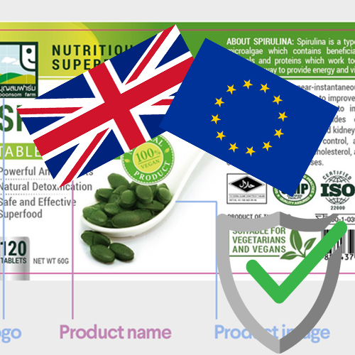 LABEL COMPLIANCE REVIEW - UK/EU