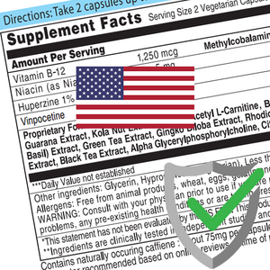 FORMULATION COMPLIANCE - USA