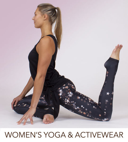 Premium Yoga and Activewear for Women