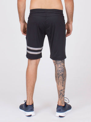 The Arlo Shorts in Black