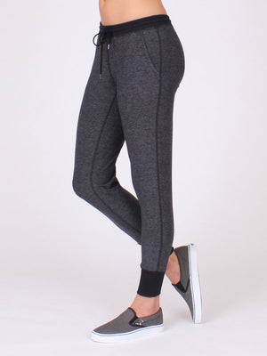 The Everyday Pant in Charcoal