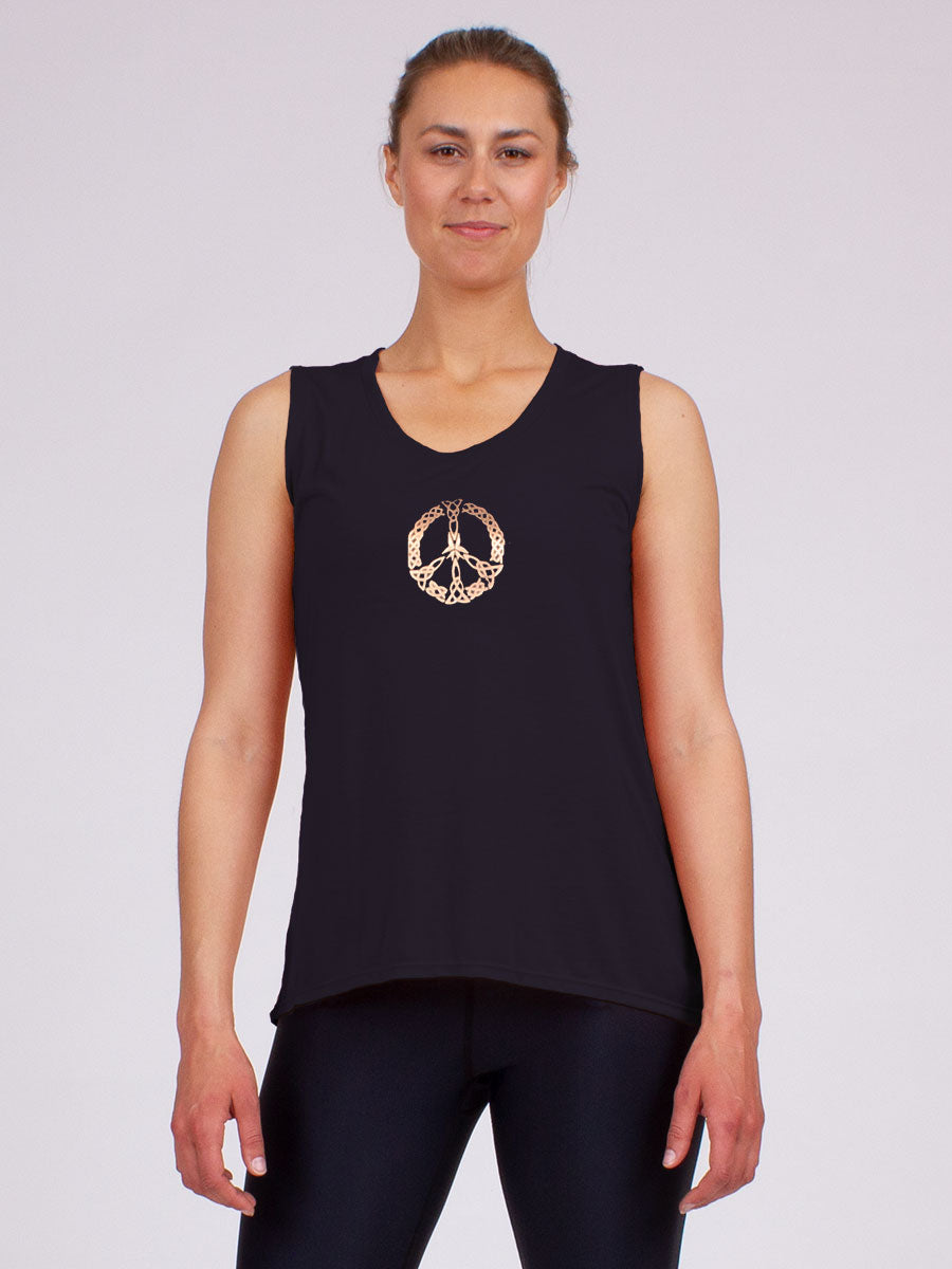 The Peace Tank Top