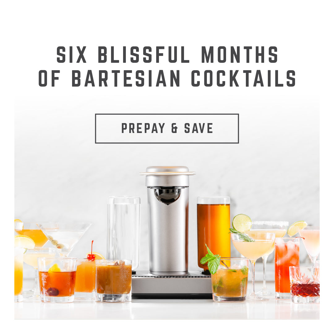 6-Month Cocktail Subscription