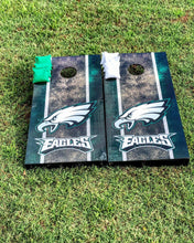 Load image into Gallery viewer, Philadelphia Eagles Cornhole Boards