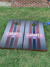 Load image into Gallery viewer, New York Giants Cornhole Boards
