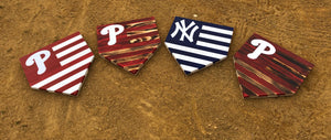 Home Plate Series American Flag
