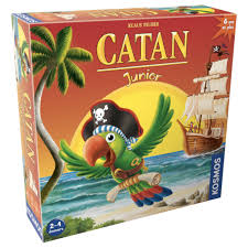 *Catan Junior