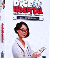 Dice Hospital (EXTENSION) Deluxe
