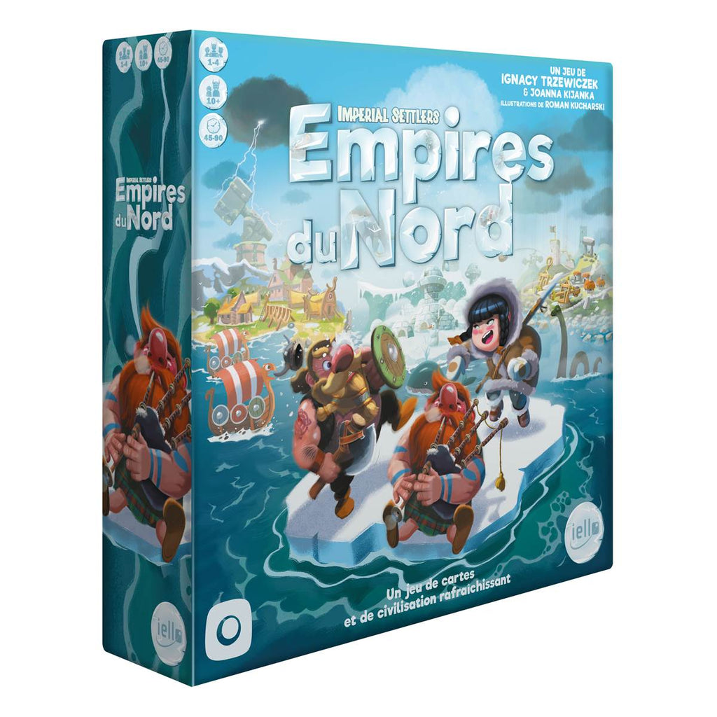 Imperial Settlers Northern Empires