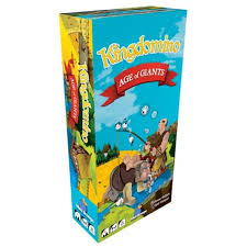 Kingdomino -EXTENSION- Age of Giants