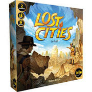 Lost Cities - The Duel