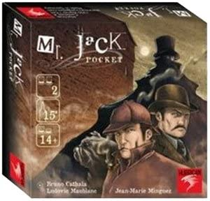 Mr. Jack (Pocket)
