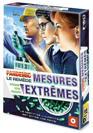 Pandemic the Remedy (EXTENSION) Extreme Measures
