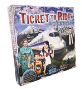 Ticket to Ride Japan / Italy