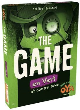 The Game - In green and against everyone