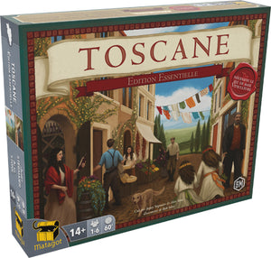 Tuscany Viticulture EXTENSION