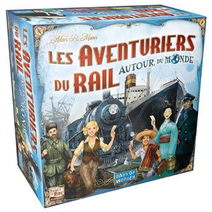 Railroad Adventurers - Around the World
