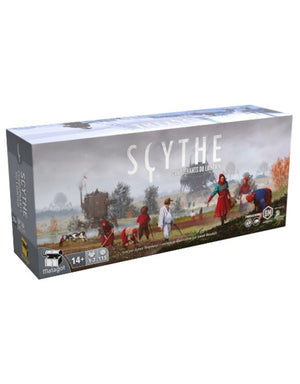 Scythe Extension Conquerors from afar