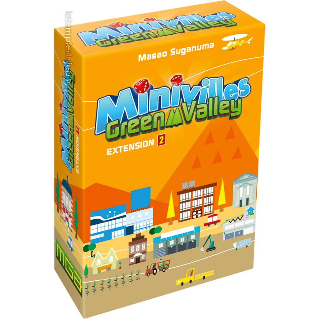 Minivilles Green Valley EXTENSION