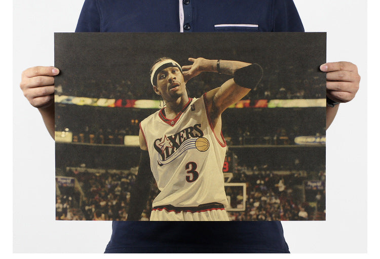 "Allen Iverson ""I can't hear you"""