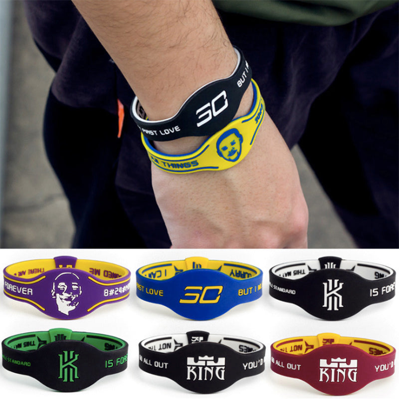 """Fav Player"" Wristbands"