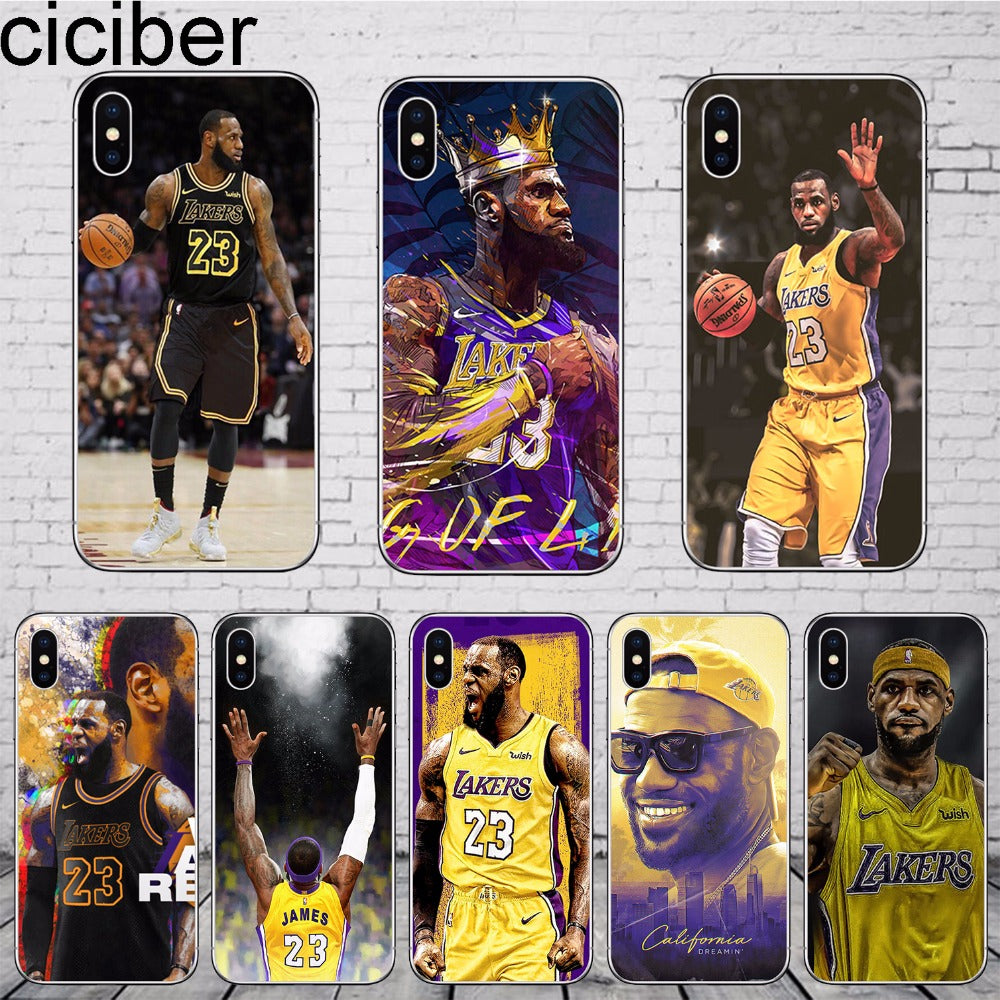 Lebron James Phone Case