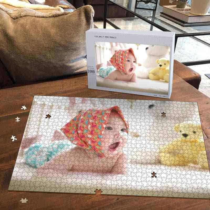 Best Custom Jigsaw Puzzles   Turn Your Photos Into A Puzzle   ASDF Print