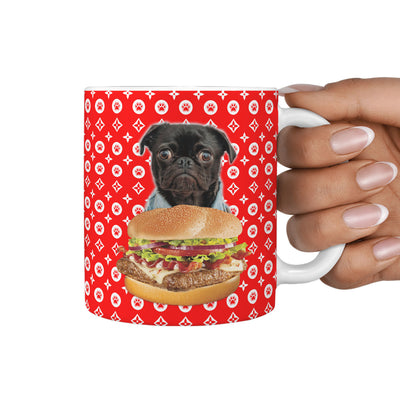 Personalized Hamburger Mug Cup | Custom-Made Products | ASDF PRINT