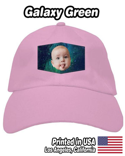 Personalized Patch Baseball Cap | Custom-Made Products | ASDF PRINT