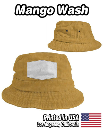 Personalized Patch Bucket Hat | Custom-Made Products | ASDF PRINT