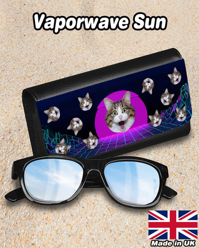 Personalized Many Face Sunglasses Case | Custom-Made Products | ASDF PRINT