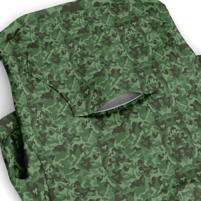 Zip-Up Dog Hoodie - Camo | Custom-Made Products | ASDF PRINT