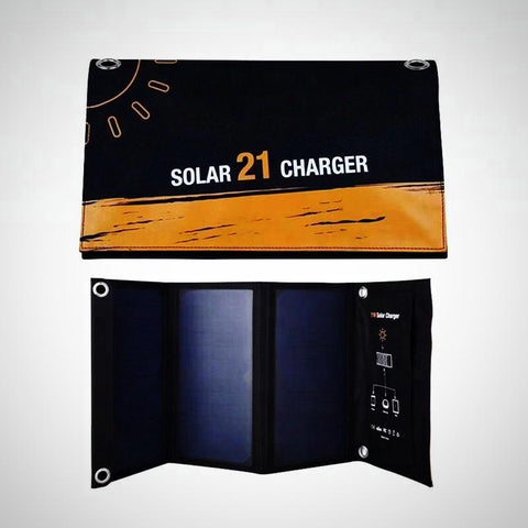Solar Power Charger 21W