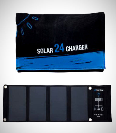 Solar Power Charger 24W
